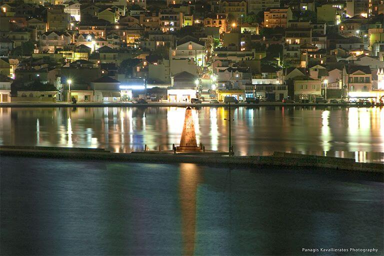Argostoli By Night Excursion